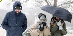Un frío intenso afecta el centro norte de Estados Unidos