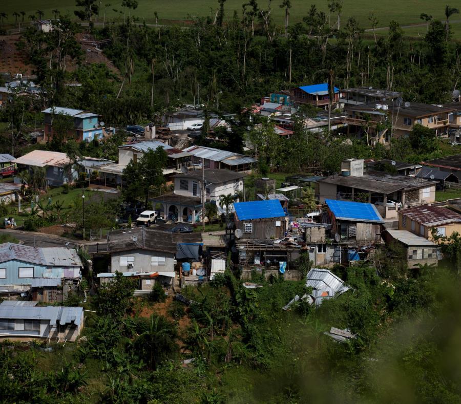 El impacto neto del huracán sobre la economía de las personas lo estima ahora la Junta en $2,449 millones. (GFR Media) (semisquare-x3)