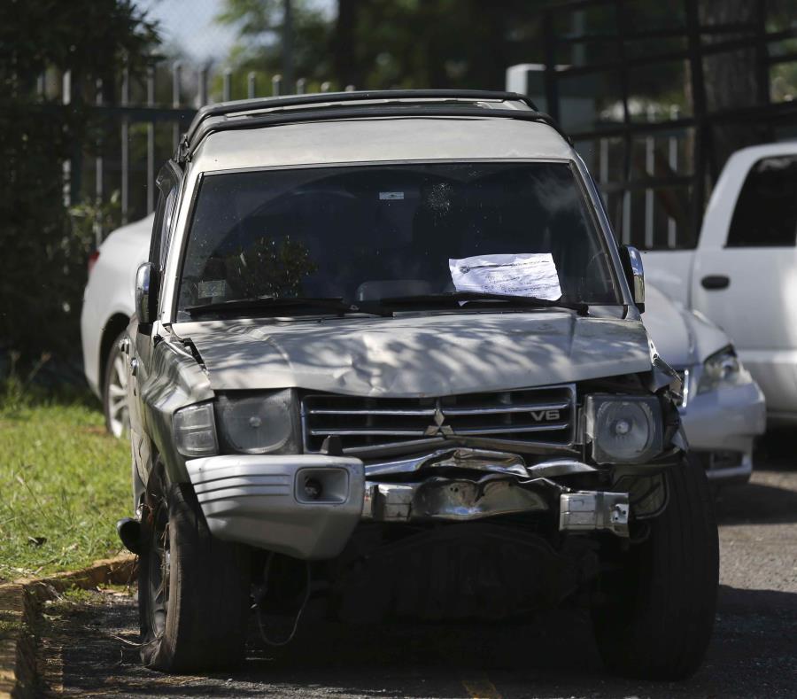 El pasado lunes, 22 de octubre, el cuerpo de Francisco Chevrés fue hallado dentro del baúl de su carro. (semisquare-x3)