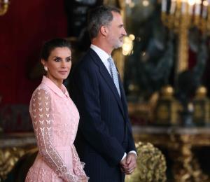 Los reyes de España visitan La Habana por sus 500 años