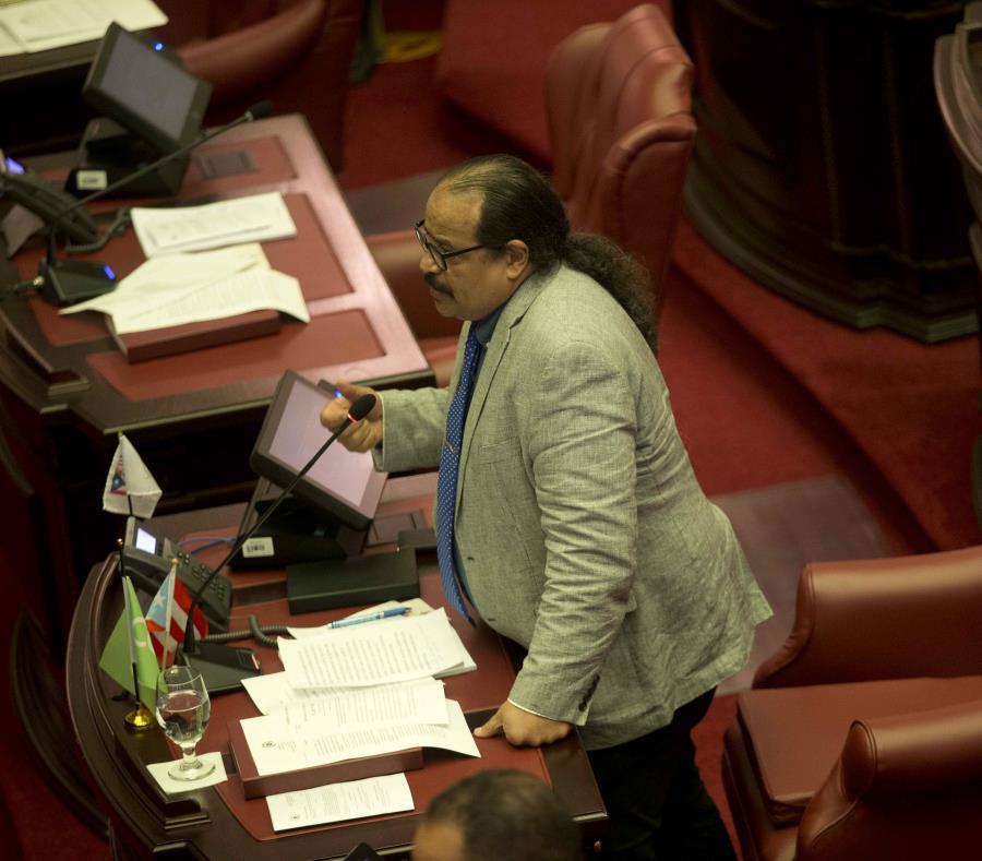 Independent lawmaker José Vargas Vidot. (semisquare-x3)