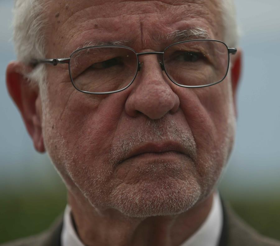 El secretario de Seguridad Pública, Héctor Pesquera (semisquare-x3)