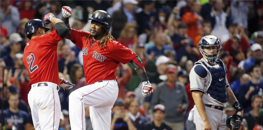 Boston dejó en el terreno a los Yankees (horizontal-x3)