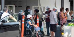 Florida registra 8,942 casos de COVID-19 en un día