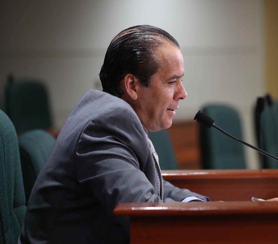 El representante Jorge
