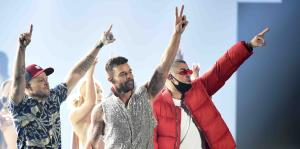 En fotos: momentos clave de los Latin Grammy