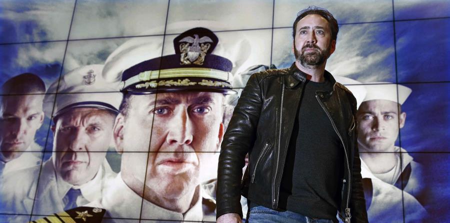 Nicolas Cage vendrá a grabar una película de acción en la isla. (EFE) (horizontal-x3)