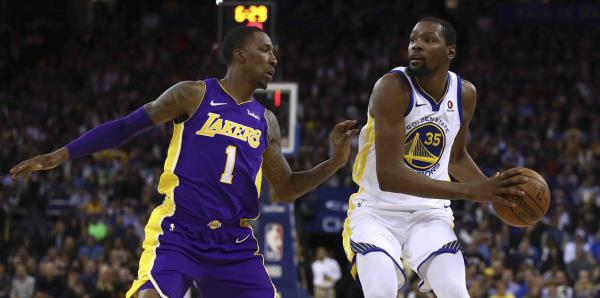 Los Warriors de Golden State ganan pese a sus tres bajas por lesiones