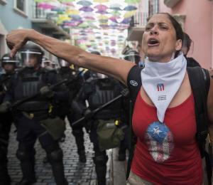 Ricardo Rosselló: legitimidad versus legalidad
