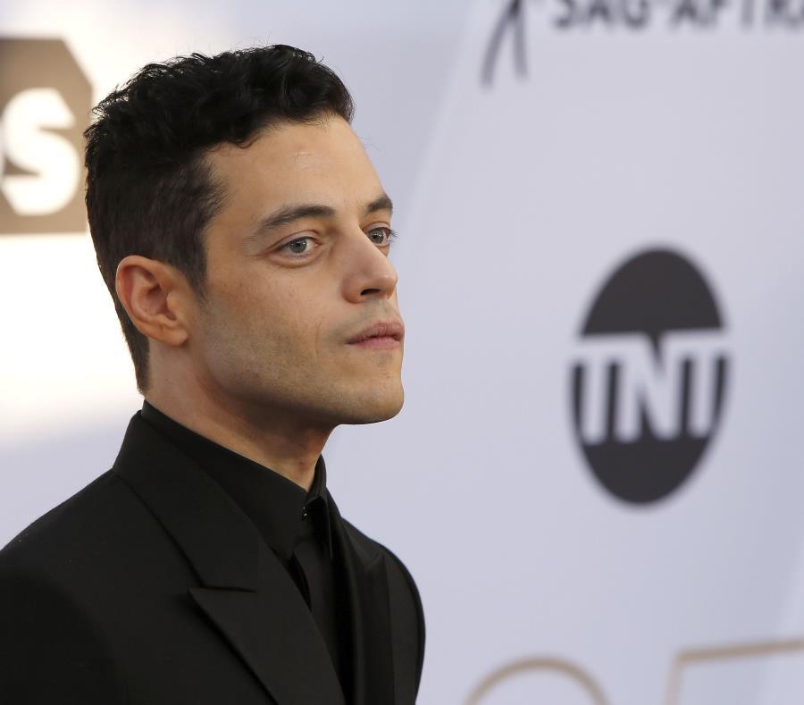 Rami Malek está nominado al Oscar por mejor actor por su papel en la película