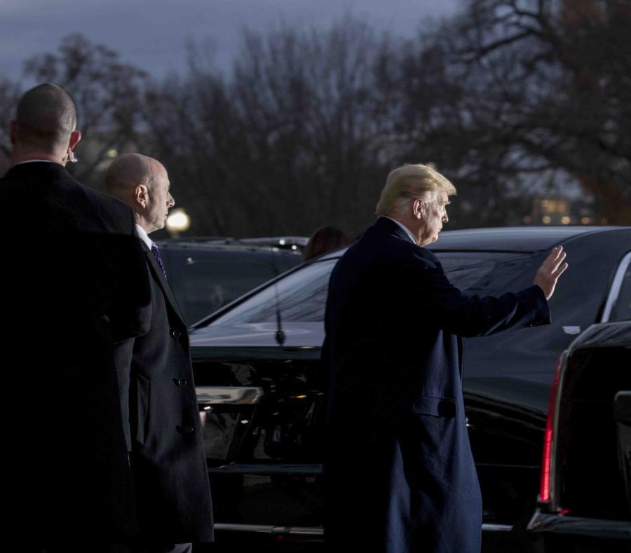 El presidente Estados Unidos, Donald Trump.  (AP / Andrew Harnik) (semisquare-x3)