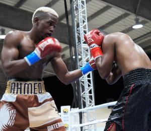 El boxeador Subriel Matías irá a su gran prueba