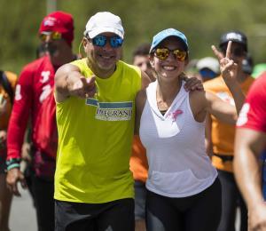 Raymond Arrieta revela recaudación total de su última caminata