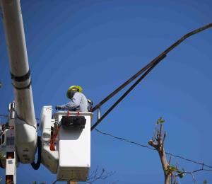Más allá de postes y cables