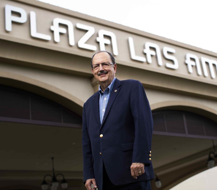 Jaime Fonalledas, presidente de Plaza Las Américas. (semisquare-x3)