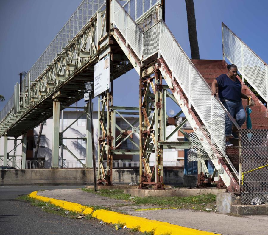 Uno de los puentes queda al frente del centro comercial Norte Shopping Center y el otro cerca del residencial Luis Llorens Torres (semisquare-x3)