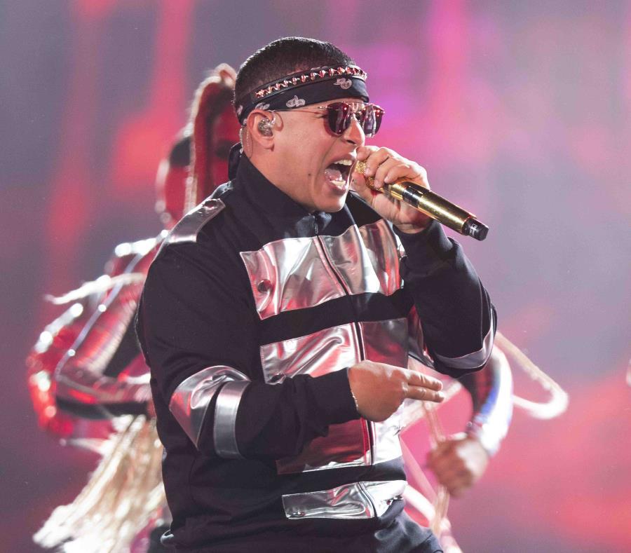 El artista urbano Daddy Yankee producirá el programa que se transmitirá por Univision. (GFR Media) (semisquare-x3)