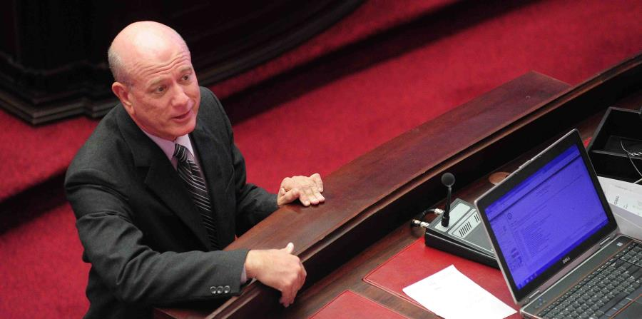 El presidente de la Comisión de Energía en el Senado, Larry Seilhamer (horizontal-x3)
