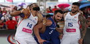 """Puerto Rico saldrá a batallar en el Mundial 3x3 sin Luis """"Pelacoco"""" Hernández"""