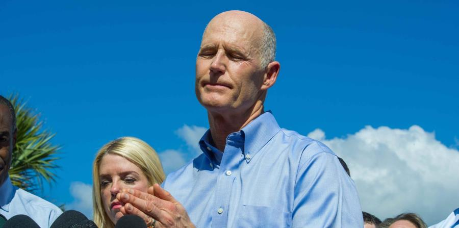 El gobernador Rick Scott. (GFR Media) (horizontal-x3)