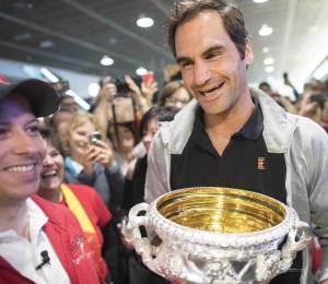 Su Majestad Federer I no claudica