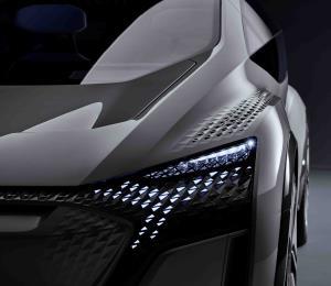 Audi mostrará en China el modelo AI:ME