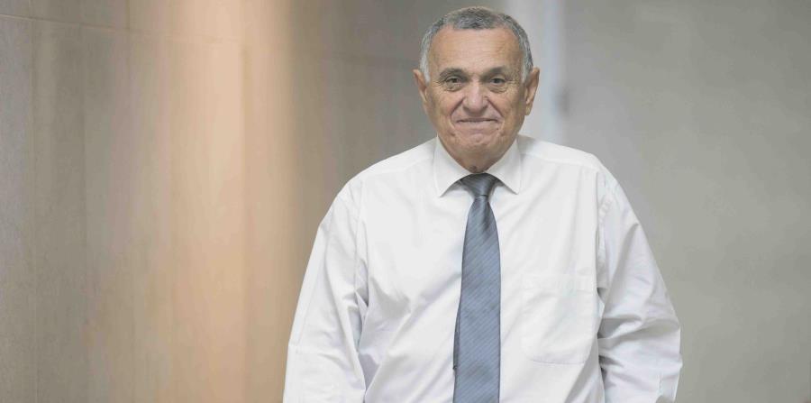 Juan Ramírez Silva, exrector de la Universidad de Puerto Rico en Arecibo. (GFR Media) (horizontal-x3)
