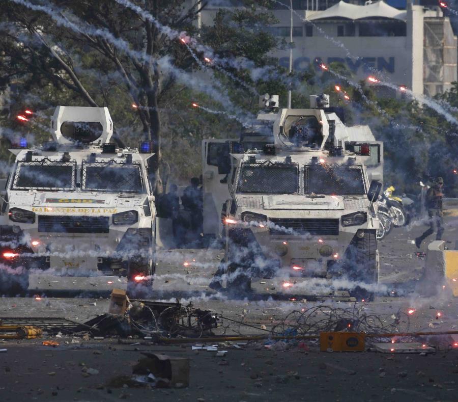 ONU reporta 5 muertos durante las últimas manifestaciones en Venezuela