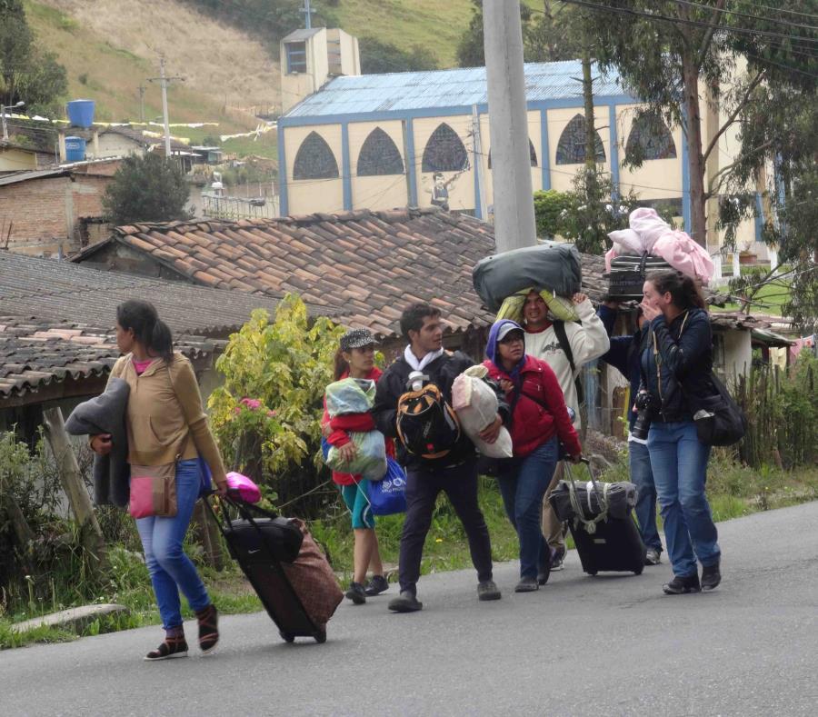 Más de 4 millones de venezolanos dejaron su país desde que Maduro es presidente (semisquare-x3)