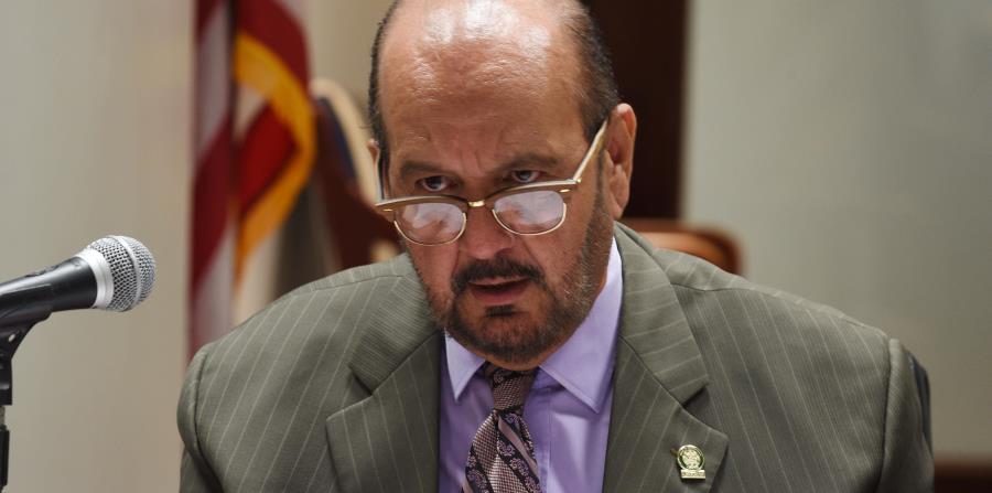 El representante Pérez Ortiz tronó contra su administración por la alegada falta de transparencia en el proceso de cierre de planteles (horizontal-x3)
