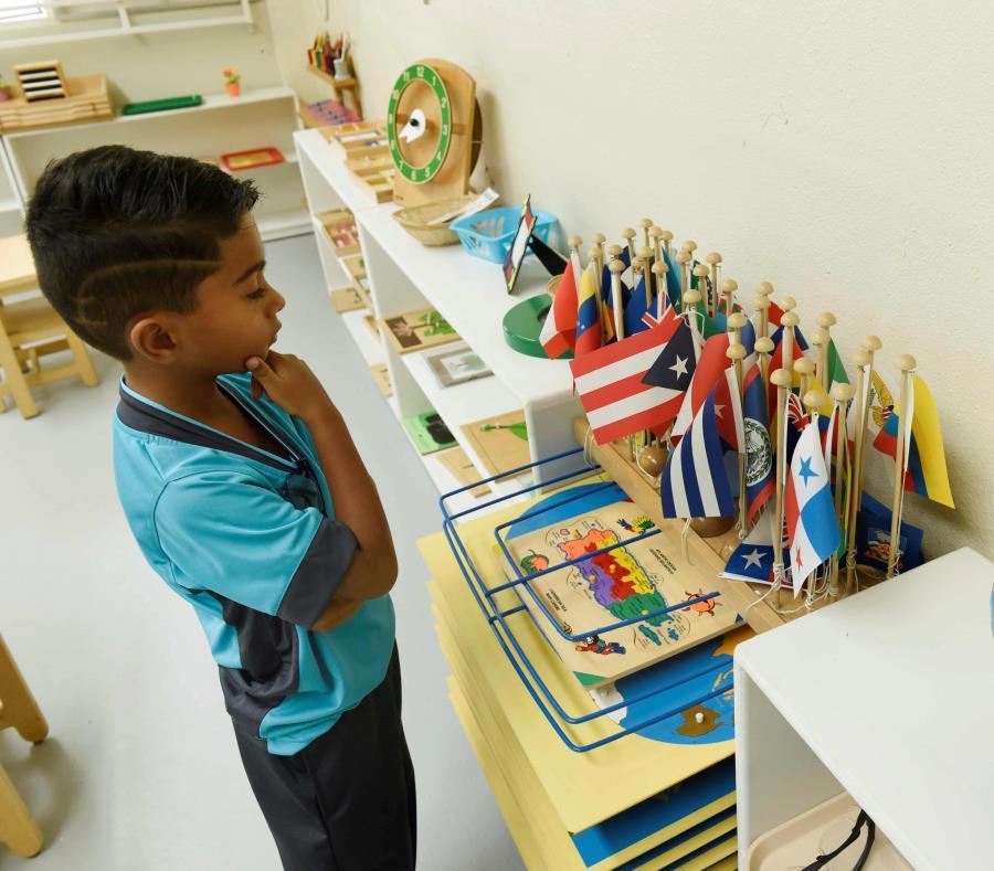En Puerto Rico hay 44 escuelas públicas Montessori. De estas, 23 se iniciaron en la filosofía educativa durante el cuatrienio pasado (semisquare-x3)