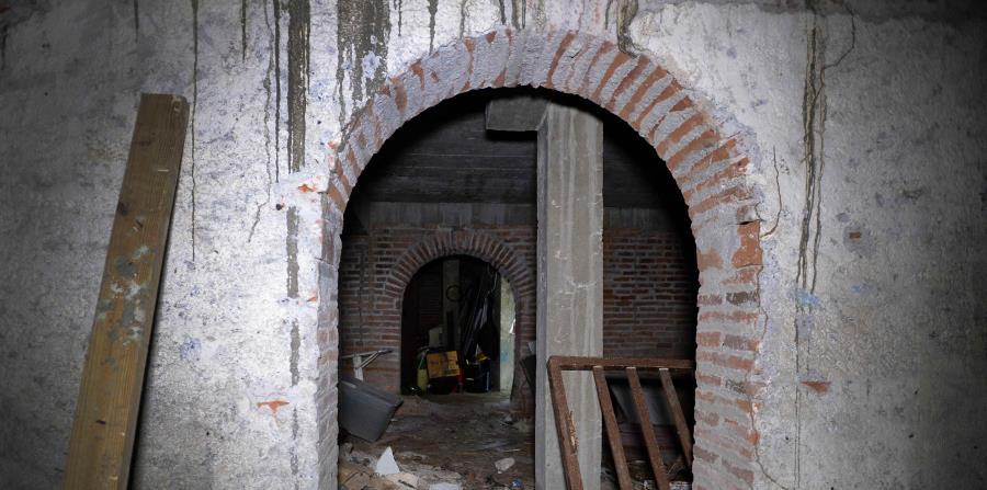 Los túneles discurren por el centro del pueblo de Arecibo (horizontal-x3)