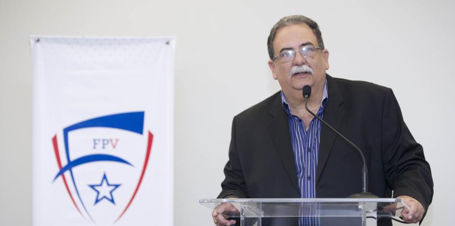 César Trabanco destacó el esfuerzo que se ha hecho para organizar el torneo, que se había cancelado. (Archivo / GFR Media) (horizontal-x3)