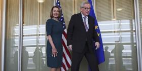 Unión Europea advierte que reducirá importaciones si Trump grava coches