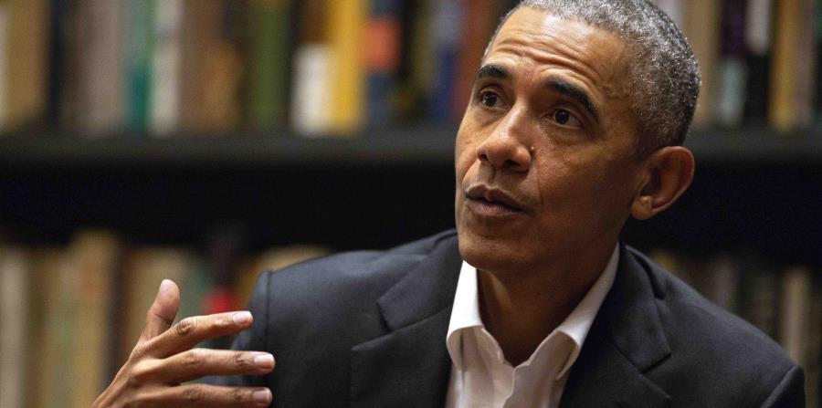 La figura de Obama, nacido en Hawaii y de madre estadounidense y padre keniano, siempre ha despertado un gran interés en Kenia, donde muchos lo consideran uno de los suyos. (horizontal-x3)