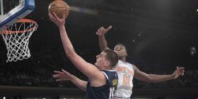 Denver empata con Golden State en el primer puesto de la Conferencia del Oeste