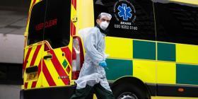 El Reino Unido aspira a realizar 25,000 pruebas de COVID-19 al día