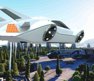 Automóviles voladores, la apuesta de Japón para el futuro