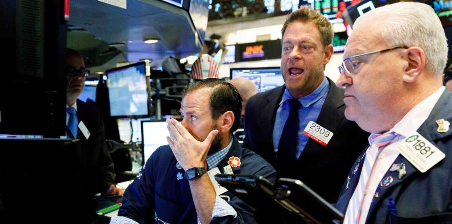 La bolsa de valores se ha afectado por la guerra comercial entre Estados Unidos y China. (EFE) (horizontal-x3)