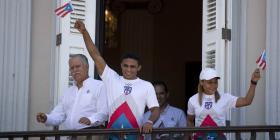 Franklin Gómez es el nuevo abanderado de la delegación boricua en los Panamericanos de Lima