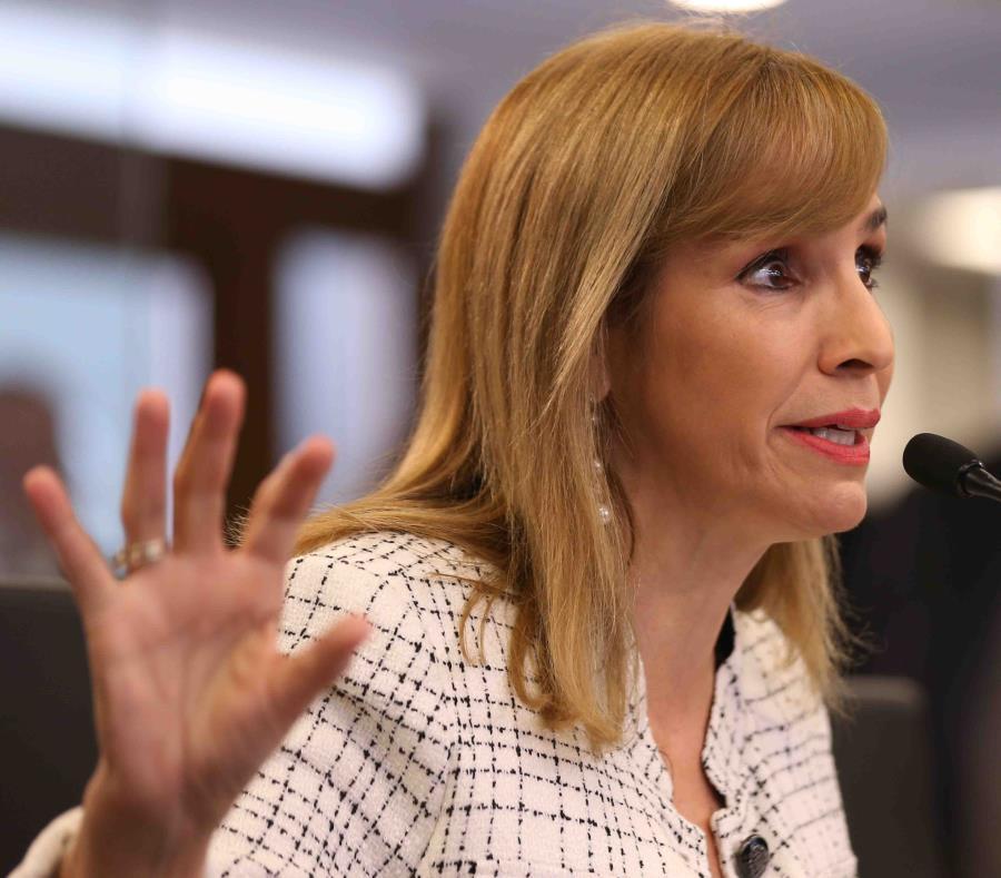 La semana pasada se vio en el Senado la vista pública sobre el nombramiento de Beatriz Zayas. (semisquare-x3)