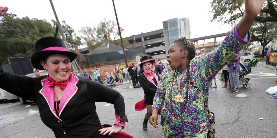 El Mardi Gras es el carnaval que tiene lugar en varios estados del sur de Estados Unidos con influencia francesa, siendo especialmente célebre el de Nueva Orleans. (horizontal-x3)