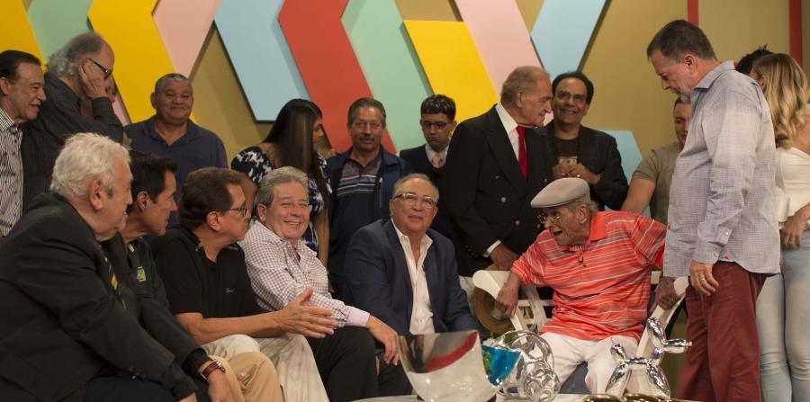 Festejan al comediante Shorty Castro (horizontal-x3)