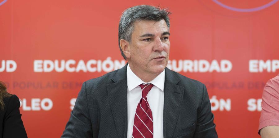 Carlos Delgado Altieri, secretario general del PPD. (GFR Media) (horizontal-x3)