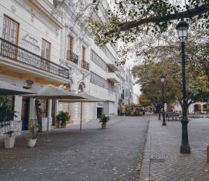 Crean medidas de seguridad en Zona Colonial de Santo Domingo