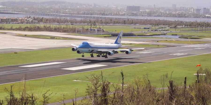 ¿Cuál es la diferencia entre el Air Force One y Air Force Two? (horizontal-x3)