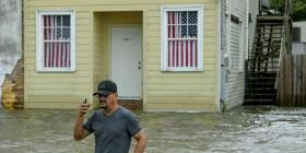 Remanentes de Barry habrían causado un tornado en Mississippi