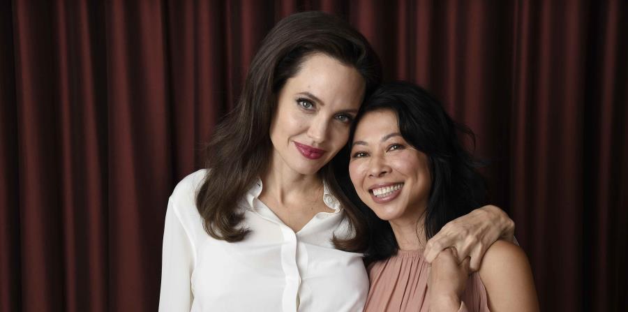 Angelina Jolie se mueve entre su familia y Camboya (horizontal-x3)