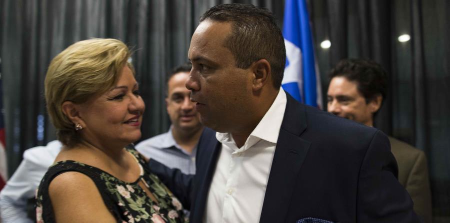 Vargas es el presidente del PNP en el comité municipal de Humacao y en las elecciones del 2016 fue contendor del alcalde de ese pueblo, Marcelo Trujillo. (horizontal-x3)