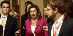 """Los demócratas condenan la actitud """"racista"""" de Trump hacia los inmigrantes"""